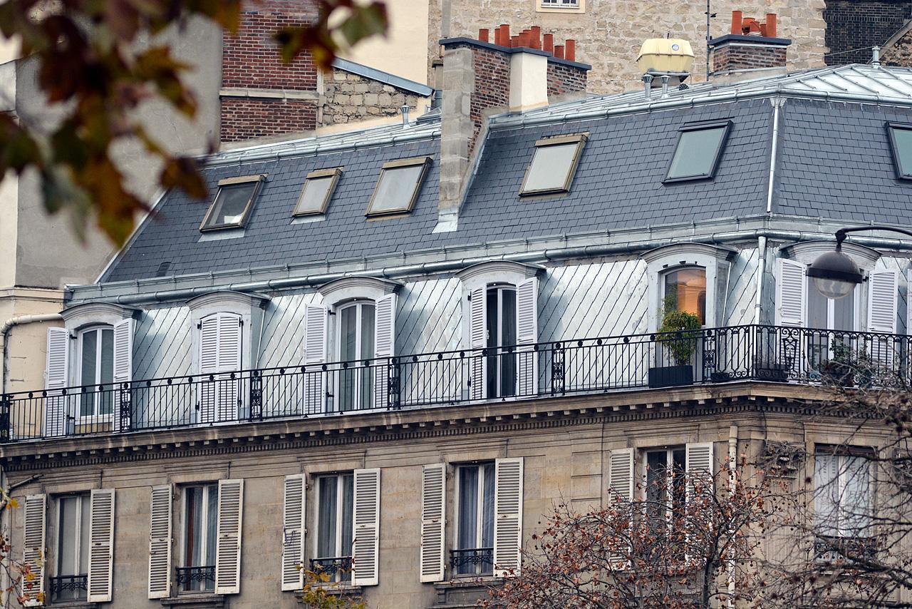 Titanium Zinc For Roofing And Cladding : ElZinc Natural