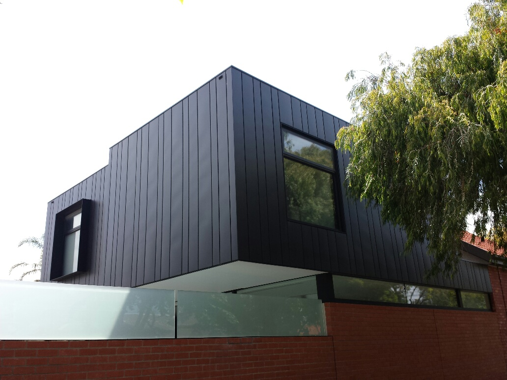 Single Family House Australia Elzinc Rainbow Black