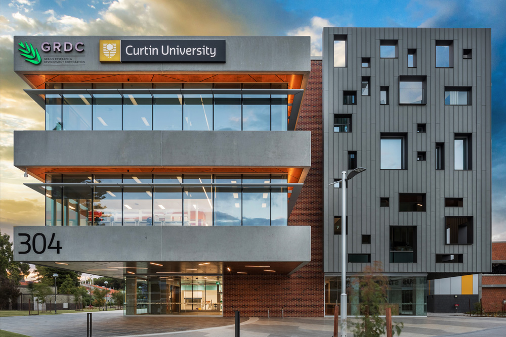Curtin Univeristy elZinc Slate