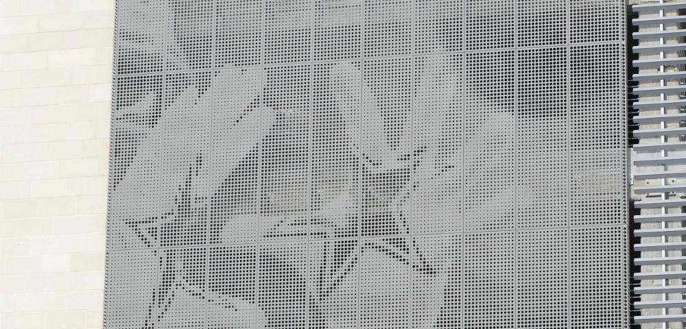Pixart Screen Wall Panels