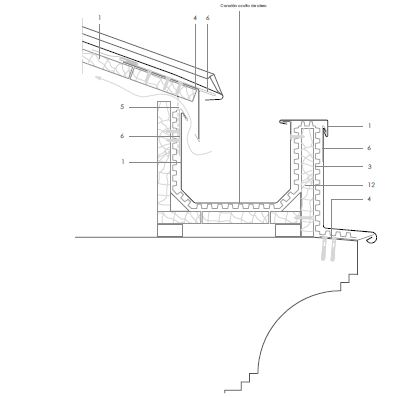 The double lock standing seam system DLSS - elZinc