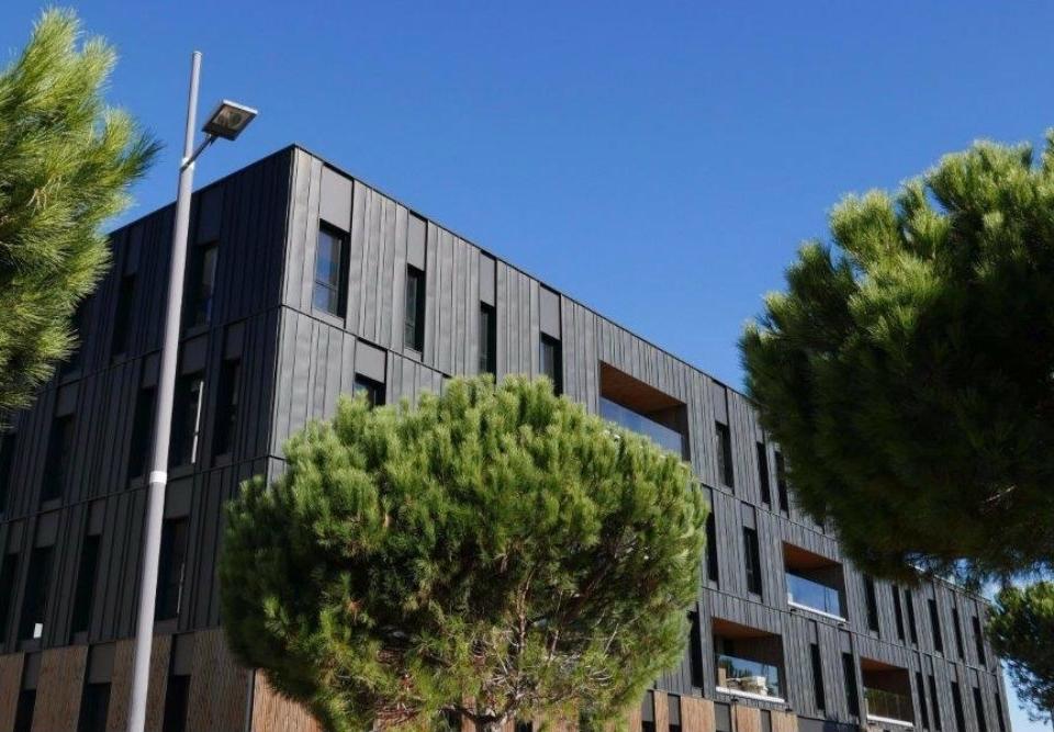 Montpellier elZinc Graphite