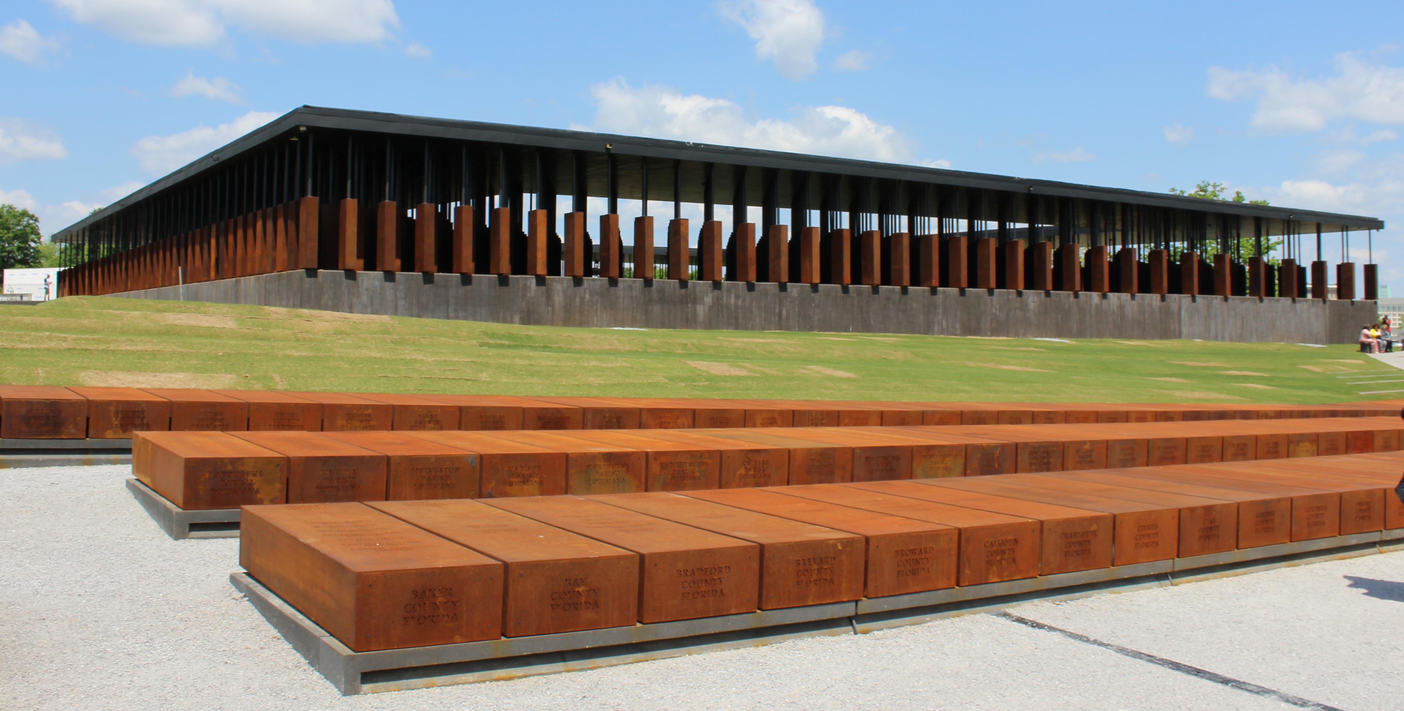 Monumento conmemorativo Nacional por la paz y la justicia