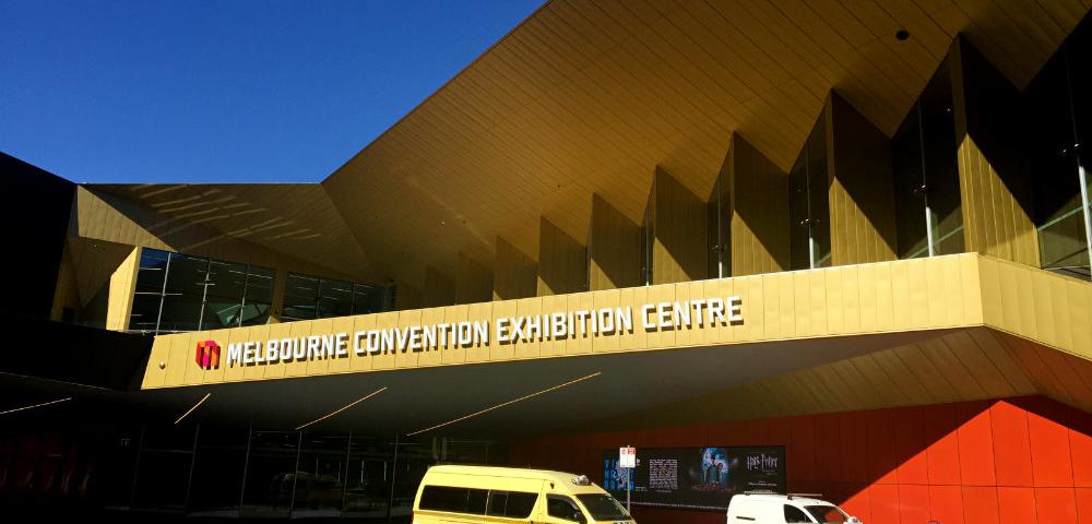 Melbourne Convention And Exhibition Centre Australia