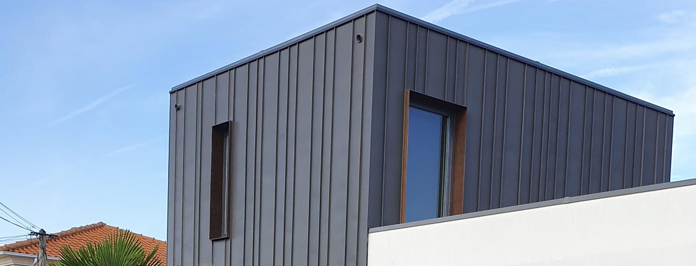 Zinc Lava For Roofing And Facade Cladding Elzinc Lava